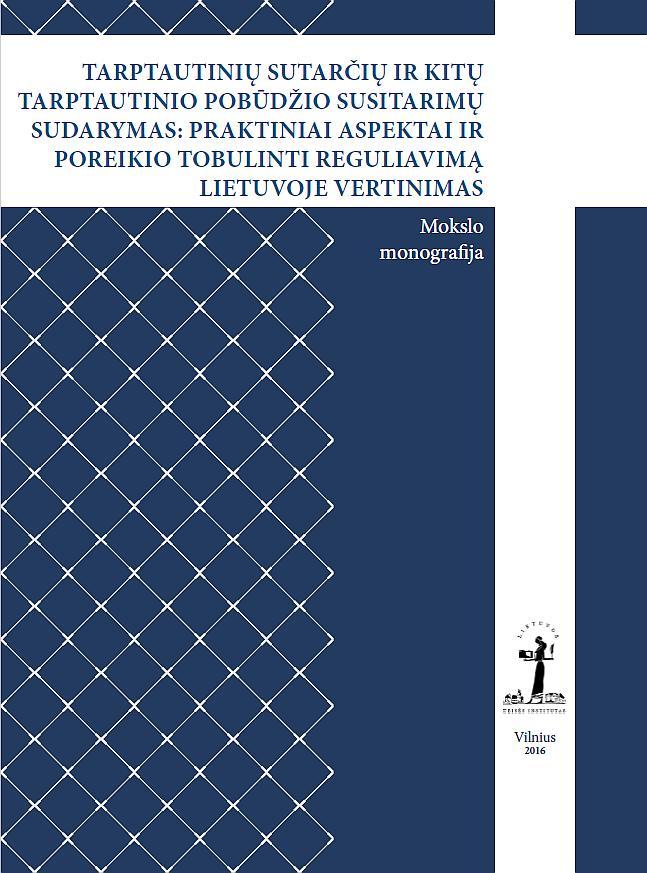 Limante Augustauskaite monografija